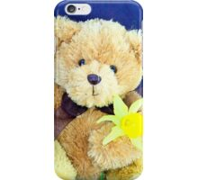Easter Teddy iPhone Case/Skin