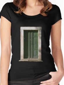 House Nr. 3 (T-Shirt) Women's Fitted Scoop T-Shirt