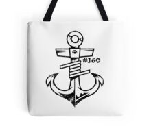 Coil & Anchor Tote Bag