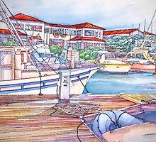ventura harbor, california by gerardo segismundo