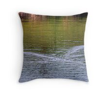Beauty In The Water Throw Pillow