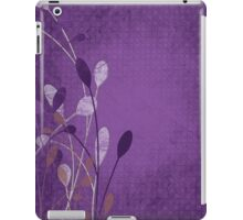 Tranquil buds iPad Case/Skin
