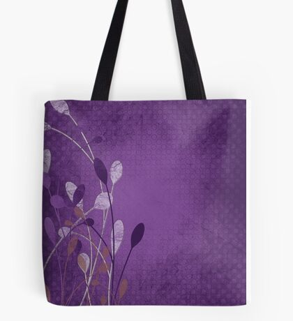 Tranquil buds Tote Bag