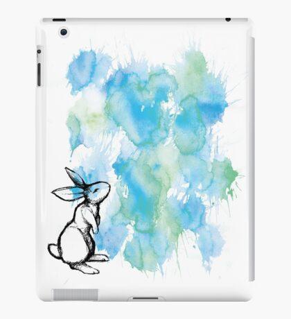 Rabbit Splatter iPad Case/Skin