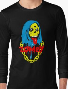 Zomby color  Long Sleeve T-Shirt