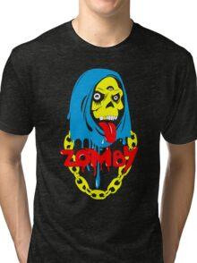 Zomby color  Tri-blend T-Shirt