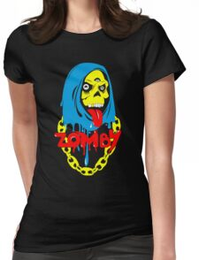 Zomby color  Womens Fitted T-Shirt