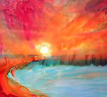 Sunrise.... Sunset. by Lorna Gerard