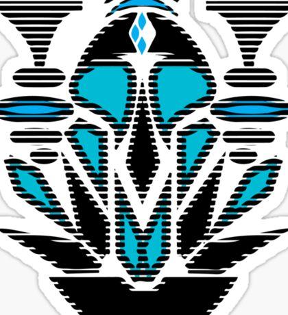 Symmetry  Sticker