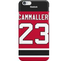 New Jersey Devils Michael Cammalleri Jersey Back Phone Case iPhone Case/Skin