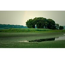 Summer Mohawk River Photographic Print
