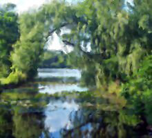 The Park Impression by Michelle BarlondSmith