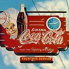 Coca Cola  by Van Cordle