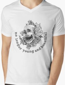 young and beautiful Mens V-Neck T-Shirt