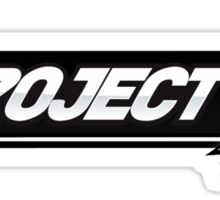 Project M Sticker