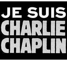 Je Suis Charlie Chaplin by idoeatmyway