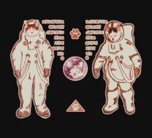SpaceCats! Space Cats ! Kids Tee
