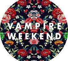 Vampire Weekend Mirrored by tooweaktoramble