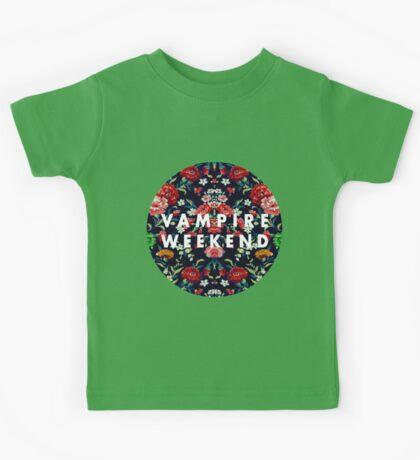 Vampire Weekend Mirrored Kids Tee