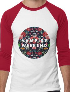 Vampire Weekend Mirrored Men's Baseball ¾ T-Shirt