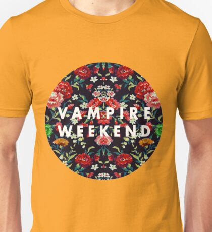 Vampire Weekend Mirrored Unisex T-Shirt
