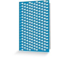 Semen (Blue) Greeting Card