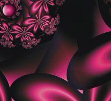 PASSION FLOWERS Sticker