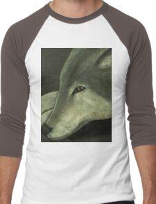Lone Wolf Men's Baseball ¾ T-Shirt