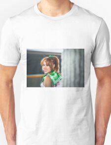 Sexy Sailor Jupiter   Unisex T-Shirt