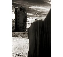 Landscape for Orson Wells # 5: Claw Photographic Print