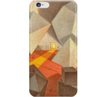 Gallery Scene iPhone Case/Skin