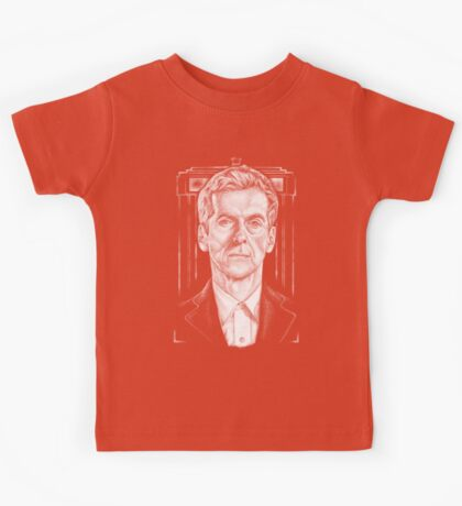 The 12th (Dark Variant) Kids Clothes