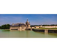 Chateau de Chantilly Photographic Print
