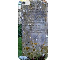 Mary Anning.......... iPhone Case/Skin
