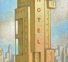 Bauhaus Hotel by Thomas  Sciacca