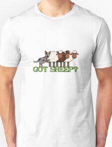 got sheep? Unisex T-Shirt