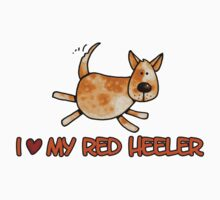 I love my red heeler T-Shirt