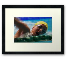 ASA National Age & National Youth Championships  Framed Print