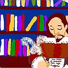 Shakespeare by Penny Hetherington