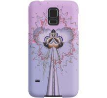 Peacock at Sunrise Samsung Galaxy Case/Skin