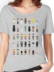 8-Bit SW Women's Relaxed Fit T-Shirt
