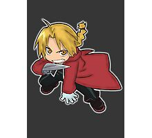 Edward Elric Chibi Photographic Print