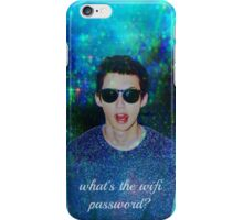 Troye Sivan - What's The Wifi Password? iPhone Case/Skin