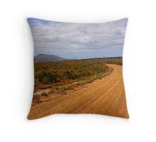 Hamersley Drive Throw Pillow