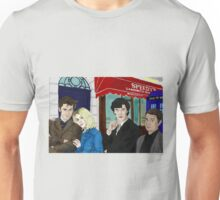 WhoLock On Baker Street Unisex T-Shirt