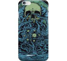 Ocean Skull  iPhone Case/Skin