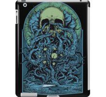 Ocean Skull  iPad Case/Skin