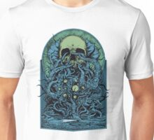 Ocean Skull  Unisex T-Shirt