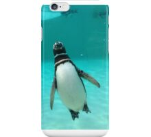 The flying penguin iPhone Case/Skin