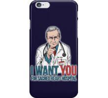 Scrubs Bob Kelso iPhone Case/Skin